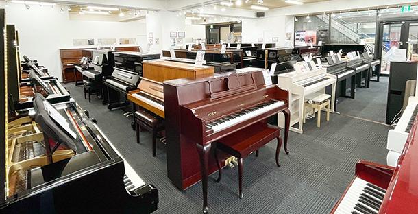 ピアノプラザグループ PIANO PLAZA SAPPORO SEIYA STARTS STORE